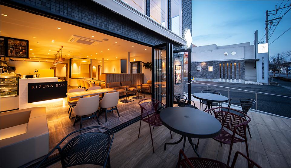 カフェスペースO.D Cafe